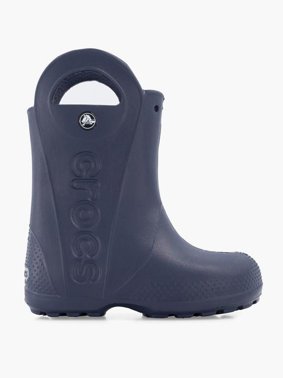 Donkerblauwe regenlaars