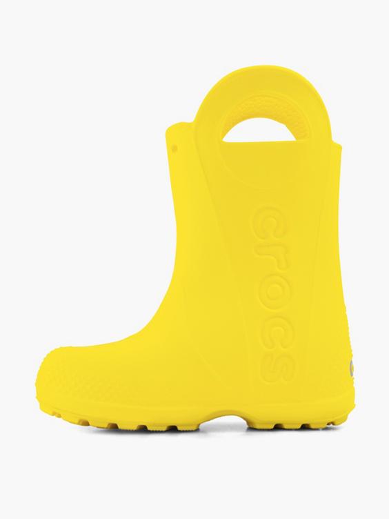 Gele regenlaars
