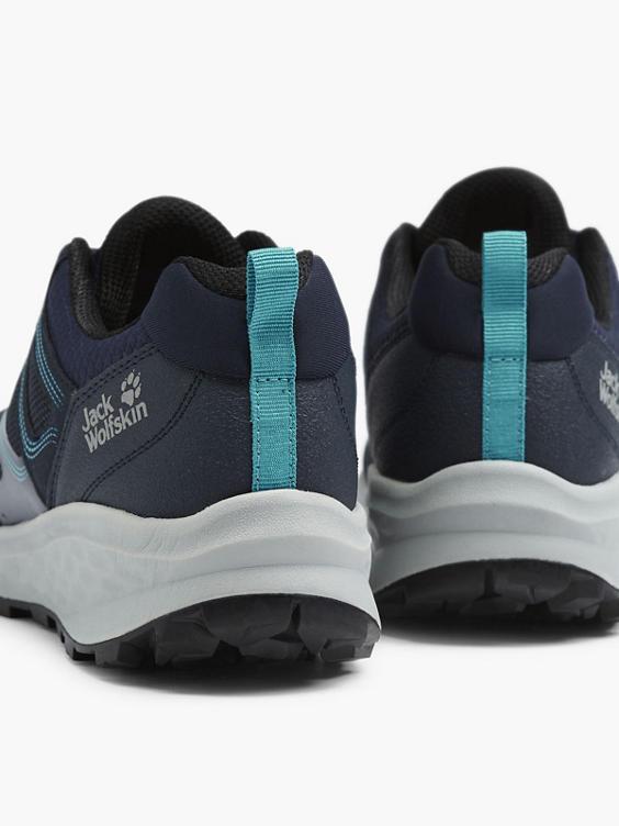 Donkerblauwe Cloud Striker low wandelschoen