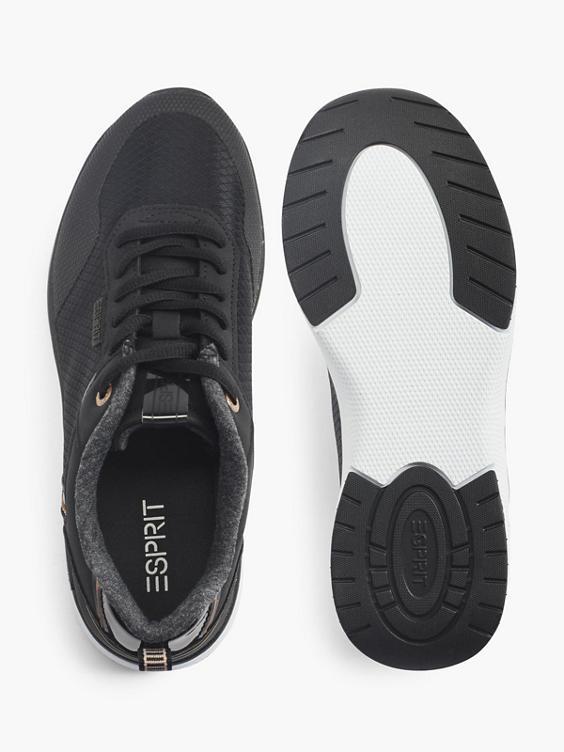 Zwarte sneaker memory foam