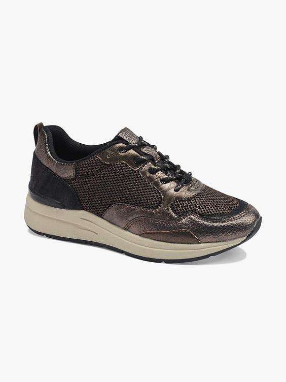 Bronze sneaker